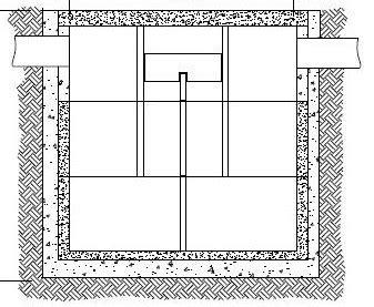 vasca di decantazione vasche di decantazione in cemento per fosse biologiche