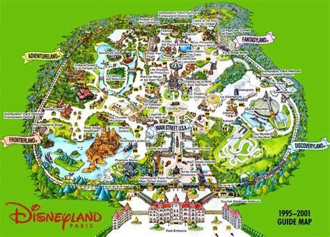 disneyland paris map paris map disneyland