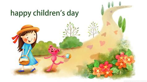 s day about childrens day wallpaper whatsapp card