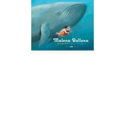 malena ballena malena ballena davide cali 9788492412594
