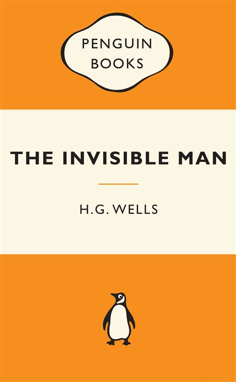 the invisible man popular penguins penguin books australia