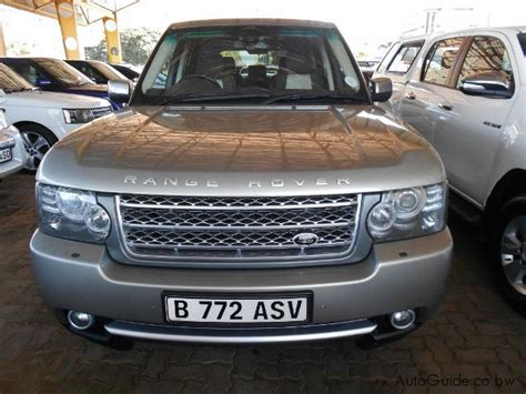 land rover voque used land rover range rover voque 2010 range rover voque
