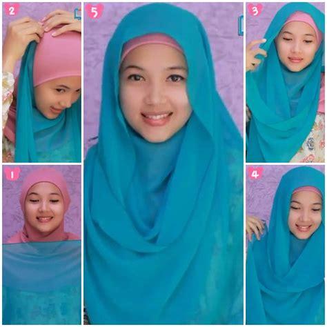 1 video tutorial hijab pashmina simple tutorial hijab pashmina simple 3