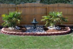 feature tree for front yard water fountains for yards design ideas