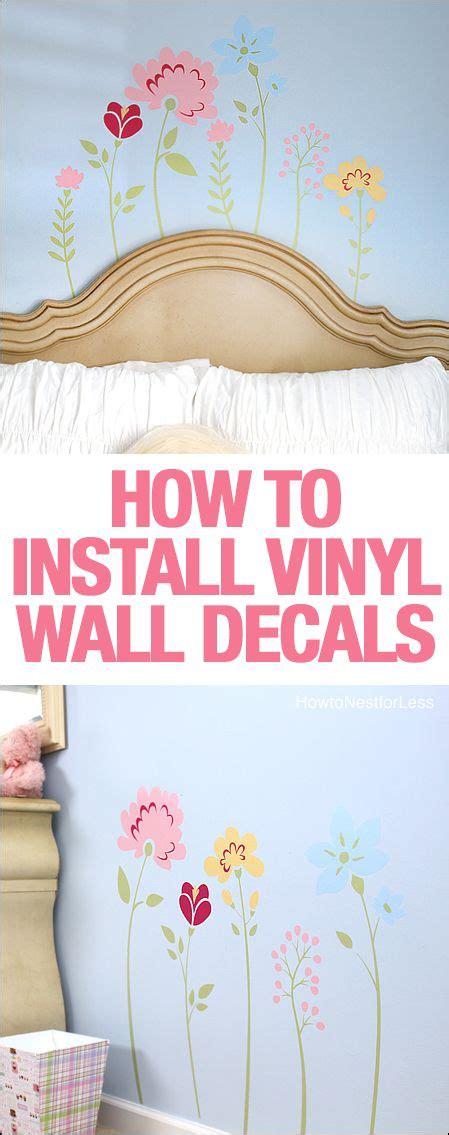 tutorial wall sticker lulukuku vinyl wall decals tutorial giveaway vinyls
