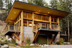 modern log cabin homes modern day mountain cabins