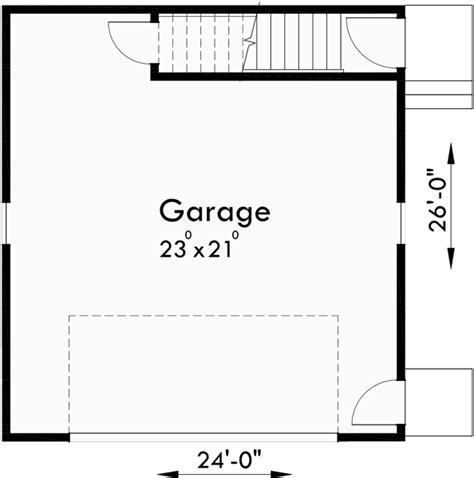 carriage house apartment floor plans carriage house plan 1 5 story house plan adu house plans