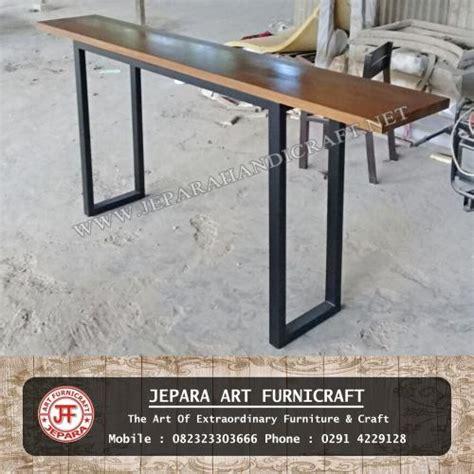 Set Kursi Bar Jati jual set meja kursi bar cafe jati industrial harga murah