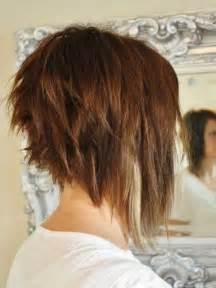 medium hair in back in front latest 50 haircuts short in back longer in front