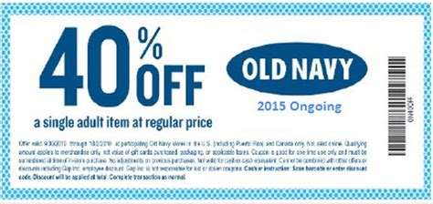old navy coupons nov old navy coupons printable coupons online