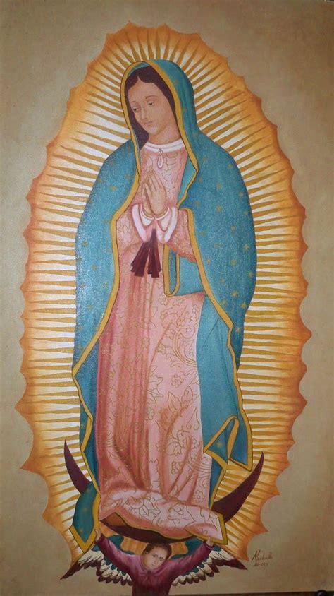 imagenes de la virgen de guadalupe en la basílica historia de la virgen de guadalupe 1531 legi 243 n mar 237 a