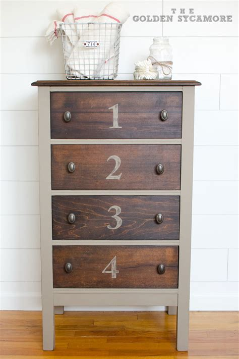 staining bathroom cabinets darker numbered bathroom cabinet the golden sycamore