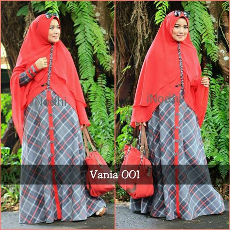 Queeny Salmon Khimar Antem Pet vania series by inodhi 001