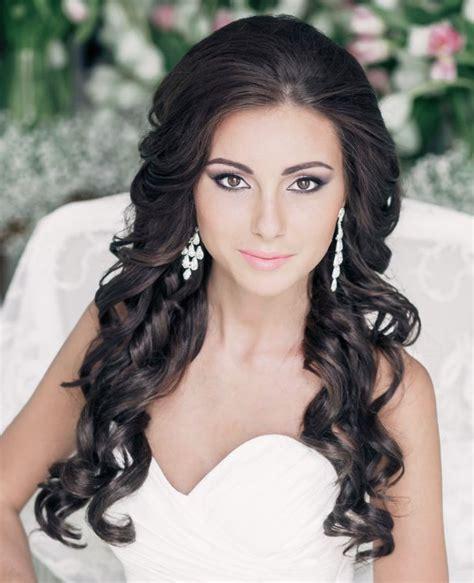 peinados de noche 2016 65 peinados de novia para lucir resplandeciente mujer chic