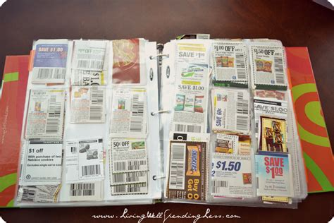 extreme couponing tips binder