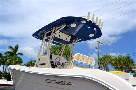 boat upholstery west palm beach new 2013 cobia 237 center console boat for sale in west