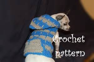 Hooded crochet sweater crochet for beginners