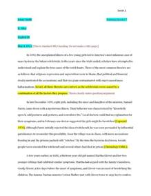 How To Write A Citation In An Essay by Alley April 2012