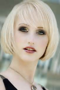 just below chin length hairstyles just below the chin bob haircut dark brown hairs