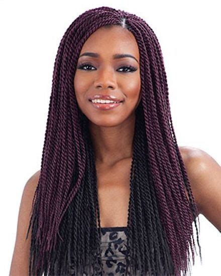 braid hair extensions senegalese twist small freetress bulk crochet braiding