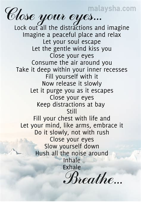 breathe like a 30 mindful moments for to feel calm and focused anytime anywhere books quot breathe quot mindfulness breathing script malaysha castillo
