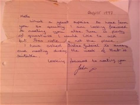 a mothers letter who gave the order to kill my children tralee mother shares emotional letter from son she gave up