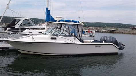 pursuit boats for sale in canada 2007 pursuit os 255 offshore power boat for sale www