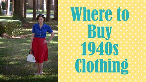 Wardrobe Refashion Wants You To Stop Buying Clothes by Where To Buy 1940s Clothing