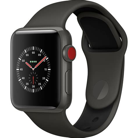 Apple Series 4 38mm Gps Cellular by Apple Edition Series 3 38mm Smartwatch Mqk02ll A B H Photo