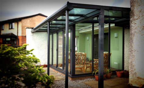 ultraframe veranda pvcu veranda conservatory in heysham south lakes windows