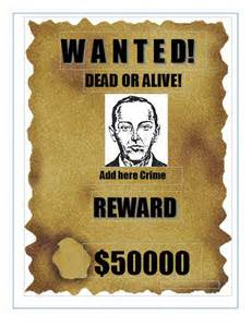 wanted poster template free microsoft office templates wanted poster template