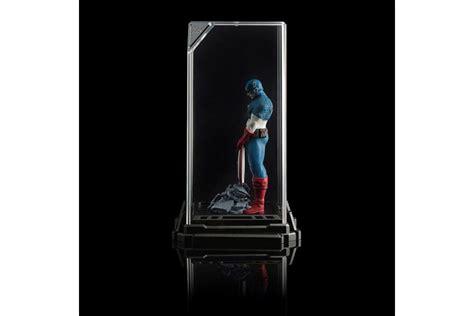 Topi Captain America Limited Illuminate Gallery Collection 1 Captain America