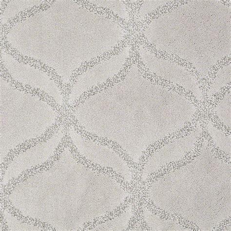 white pattern carpet platinum plus carpet sle kensington in color rain