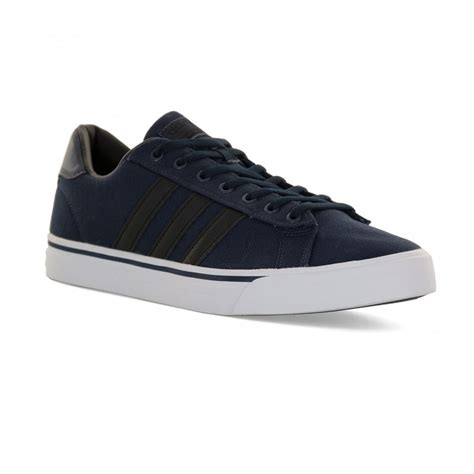 Adidas Cloudfoam Daily adidas neo mens cloudfoam daily 117 trainers navy mens from loofes uk