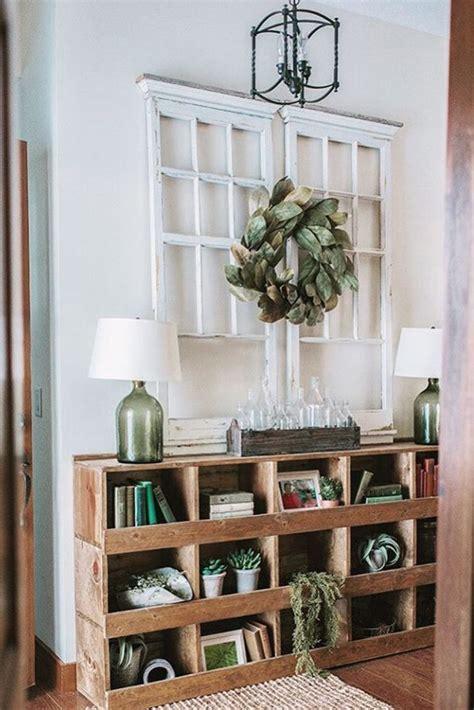 repurposed chicken nesting boxes  fantastic home decor