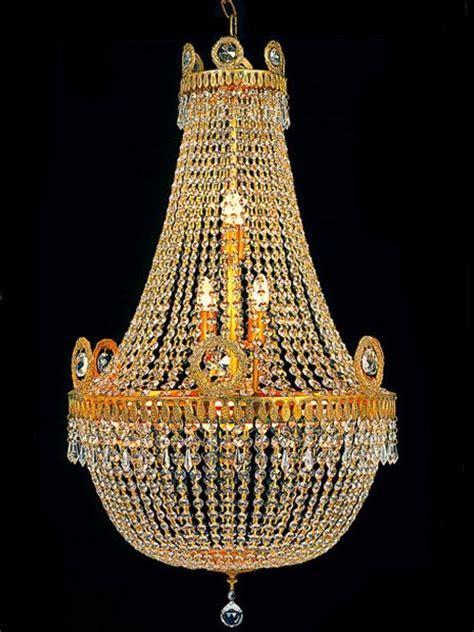 luster kaufen lustre montgolfire style napolon en cristal ecouen meuble