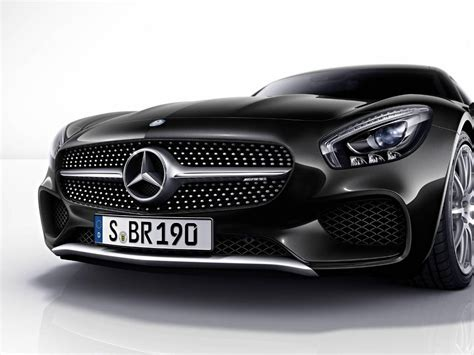 Silver Chrome And Carbon Packages Unveiled For Mercedes Benz AMG GT   BenzInsider.com   A