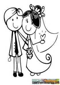 wedding coloring pages free coloring pages of wedding activity