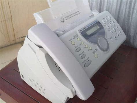 Jual Mesin Fax Terbaru by Harga Mesin Fax Semua Merk Lengkap Terbaru November 2017