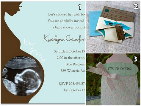Exemple Lettre D Invitation Shower Modele Invitation Shower De Bebe Document