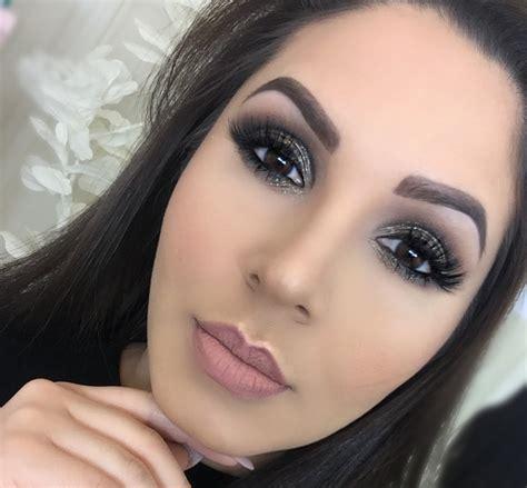 make up 2 moda 2018 187 make up ahumado invierno 2