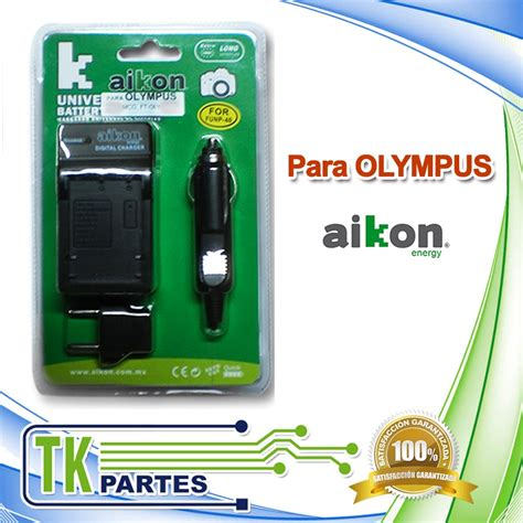 cargador c 225 mara para olympus li 42b li 30b li 70b li 50b - Cargador Bateria Camara Olympus