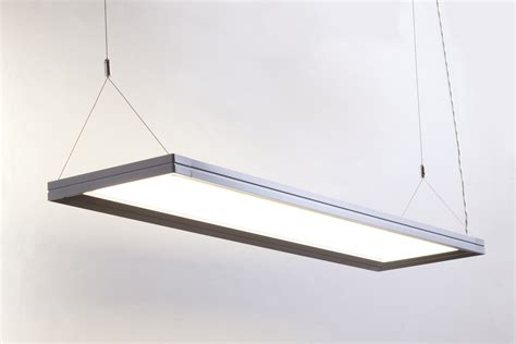 suspended light fixtures new ge lumination led luminaires stop boring ceilings