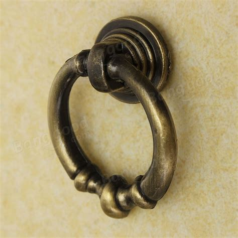 drop drawer pulls vintage cabinet knobs old drop ring pulls handle for
