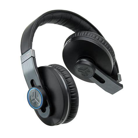 over ear omni folding bluetooth over ear headphones jlab audio