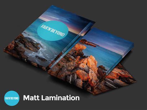 mat vs matte matt vs gloss lamination a revisit far n beyond