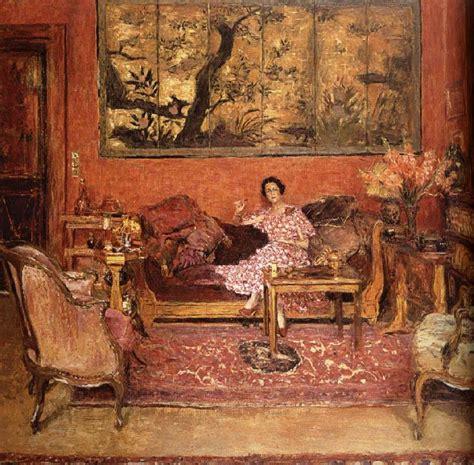 Vuillard Interiors by W Barnett Post Impressionism And I Part Two Of