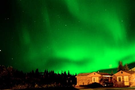 Fairbanks Northern Lights by The Northern Lights In Fairbanks Ak And I Would Walk