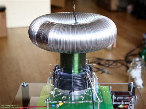 Tesla Coil Wire Qcw Tesla Coil V1 5