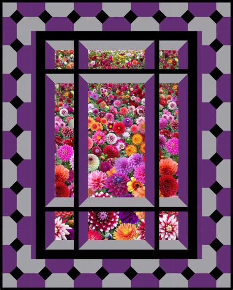 quilt pattern windowpane modern window quilt pattern bs2 421 advanced beginner